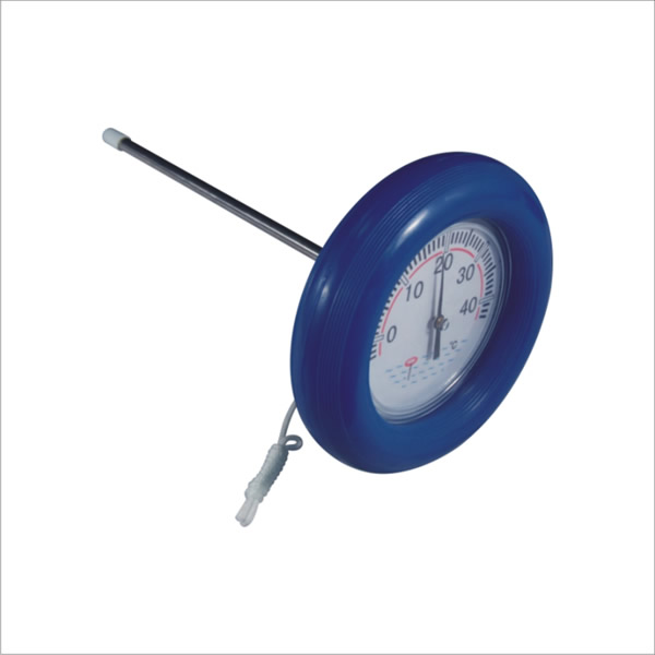 DELUXE LARGE SCALE THERMOMETER